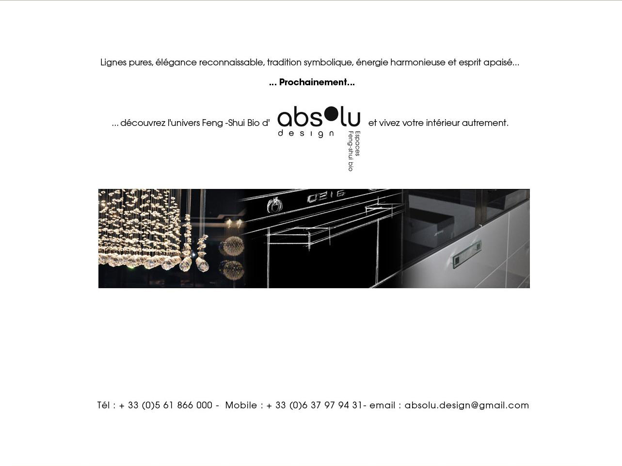 Site ABSOLU DESIGN